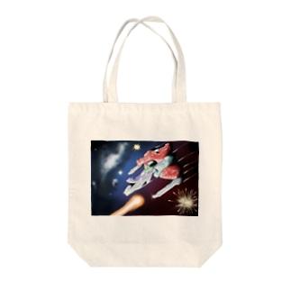 SYOUWA・イラストリーズ 昭和レトロゲーム編 Tote bags