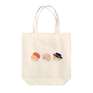 ドヤ顔ぺんさん Tote bags