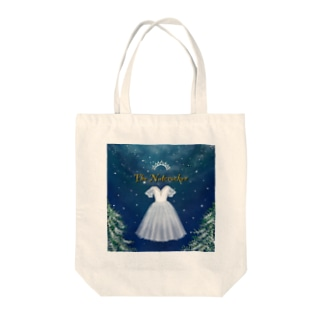 Snow Queen Tote bags