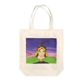 チャンフンダオ Tote bags