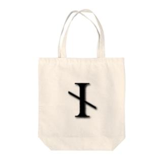 Rune a naudiz Tote bags
