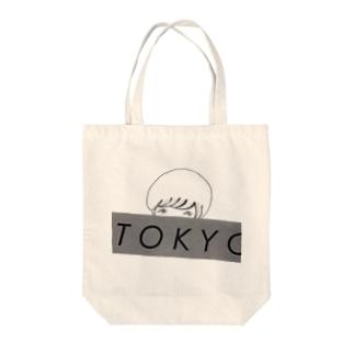 東京 Tote bags
