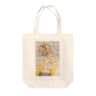 クッキー…じゃない🍪🧵 Tote bags