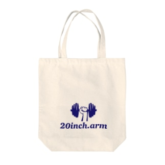 20inch.arm Tote bags