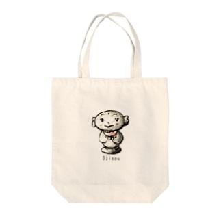 Ojizou  Tote bags