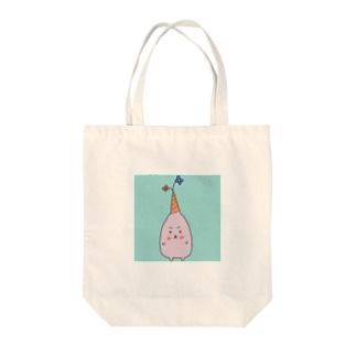 ふらんちゃん Tote bags