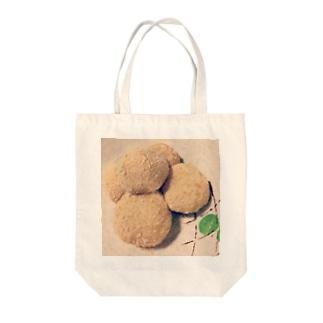 きな粉餅 Tote bags