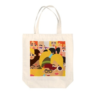 friends Tote bags