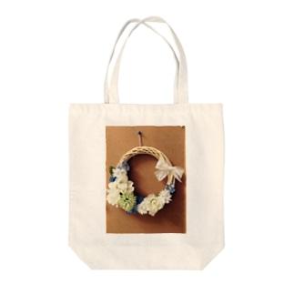 おしゃん Tote bags
