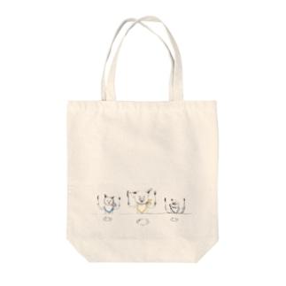 注文の美味しい料理店 Tote bags