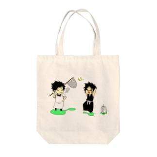 BLEACH   Tote bags