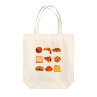 パン9(ちょい小さめ) Tote bags