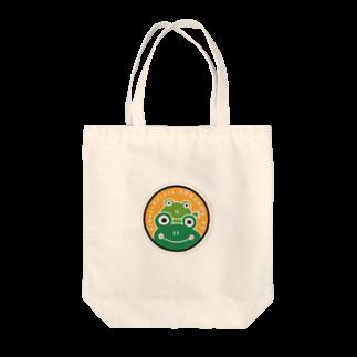 kikoushiのk2kaeru Tote bags