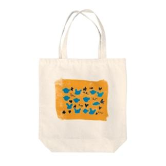 Happy Happy Tote bags