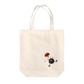 【母の日】ケサランThank you mom goods Tote bags