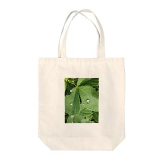 葉っぱさん Tote bags