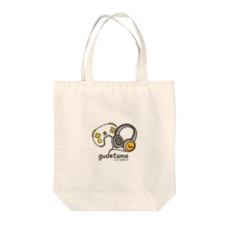 【ぐでたまYouTubeグッズ】トートバック Tote bags