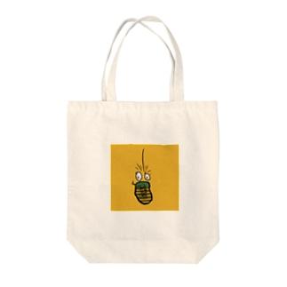 こはるさん Tote bags