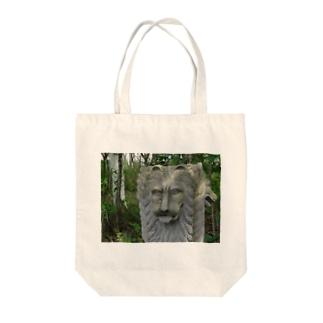 庭神 Tote bags