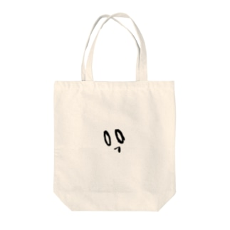 ぼやーくん Tote bags