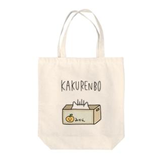 KAKURENBO Tote bags