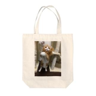 ライオンオルちゃん  Tote bags