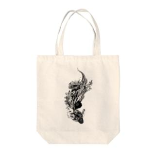 金魚想 解-hodoku-* Tote bags