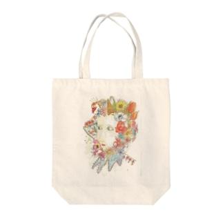 バーバラ Tote bags