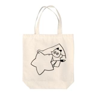 Corneliusのほしつり Tote bags