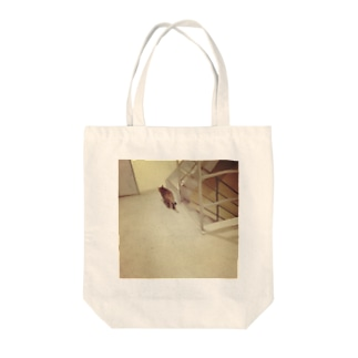 とおるの逃走 Tote bags