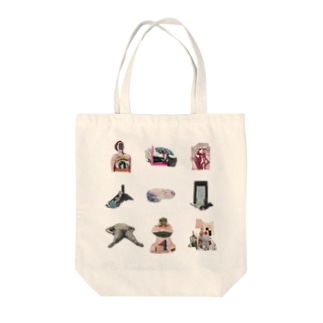 filmout / Kazuki Gotandaのシフゾウ Tote bags