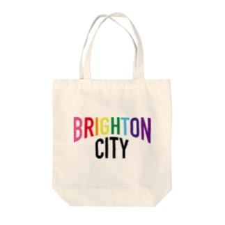 BRIGHTON レインボー Tote bags