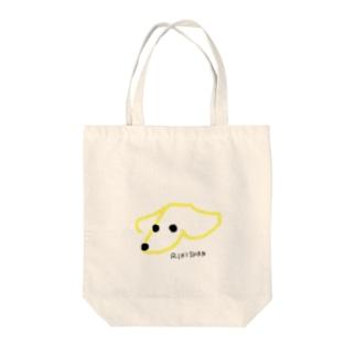 RIKISHAN Tote bags