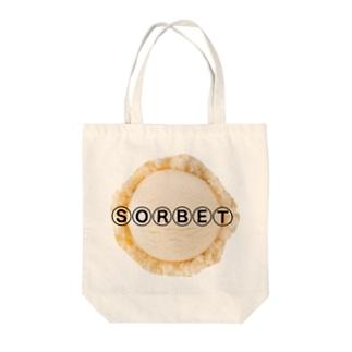 SORBET  Tote bags