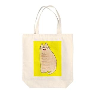 もちょもちょ Tote bags
