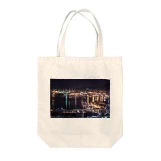 佐世保夜景 Tote bags