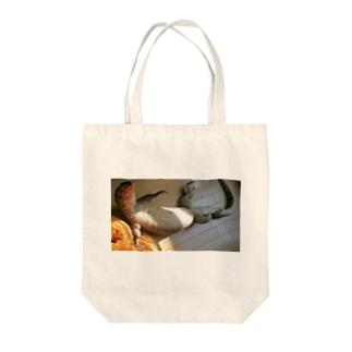 おミズぐっず(マングローブモニター) Tote bags