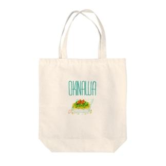 OKINAWA[タコライス] Tote bags