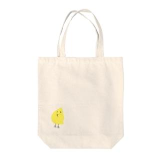 ほっこりぴよちゃん Tote bags