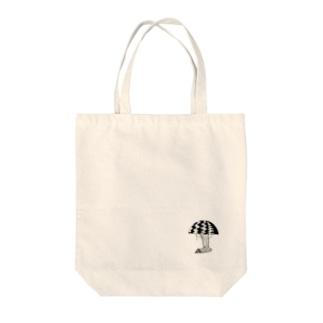 me06 Tote bags