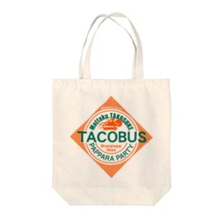 タコバス Tote bags