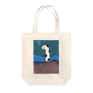 チンアナゴさん Tote bags