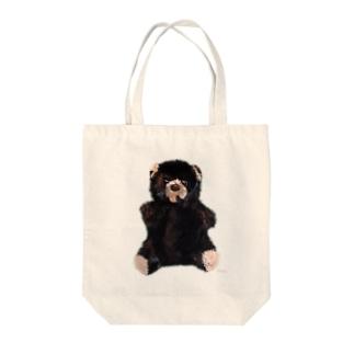 くまのウィルソン Tote bags