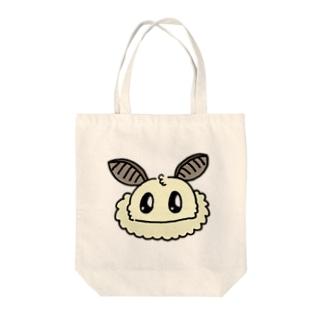 カイコちゃん Tote bags