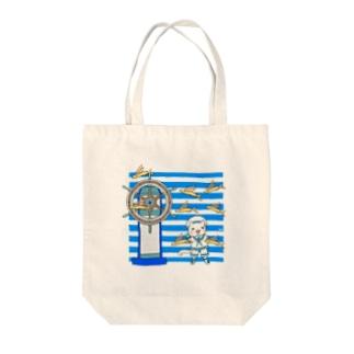 ボンボヤージュ、パッソ‼️ Tote bags