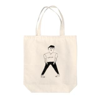 シナモン Tote bags