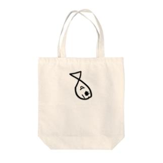 ぶりりん Tote bags