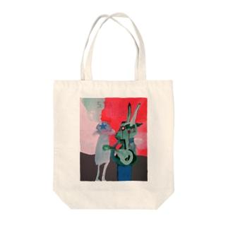 NO TITLE kimicom(TM) Tote bags