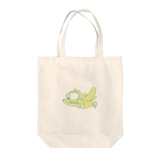 バナナMERIRA Tote bags