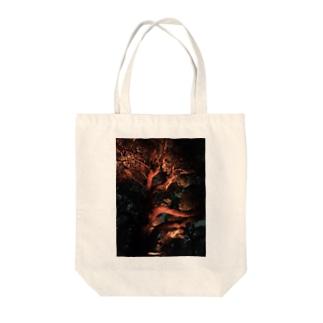 kYoto Tote bags